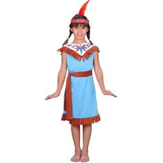 Childs Indian Dancer Girl Costume