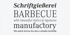 10 Fuentes tipográficas gratis para hacer diseños más profesionales