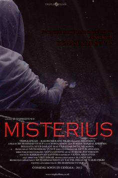 Teaser Poster @FILM_Indonesia MISTERIUS Karya Sutradara ANGKER (2014) Muhammad Yusuf (@MYusufAAA)