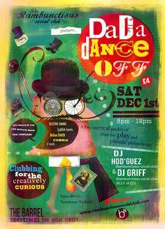 Dada Dance off!