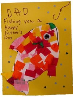 Fathers Day kids-crafts