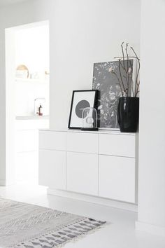 35 Tidy And Stylish IKEA Besta Units | Home Design And Interior More