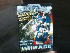 #custranz Mid-electro disruption Mirage A4 poster #graphicdesign #customtransformer #contest #prize #autobot #creative #designer