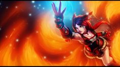 League-Of-Legends-Riot-Games-Ahri