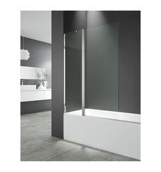 Paneles de bañera fijos más puertas abatibles OPEN