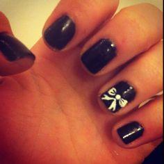Bow nail
