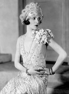 Gertrude Lawrence, 1920's