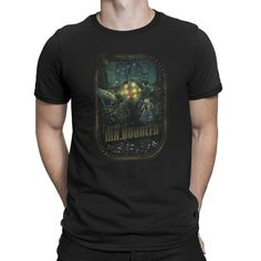 Bioshock Mr. Bubbles Tee