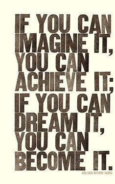 You can.....