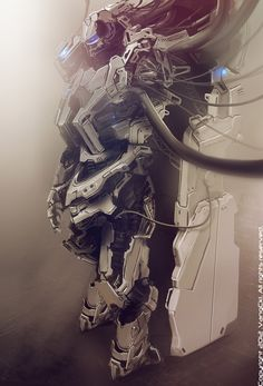 Check out the Robots concept from CG artist based in Paris - Vang Cki. He worked as SUPERVISOR/CG ARTIST in Gameloft and AKAMA STUDIO M...