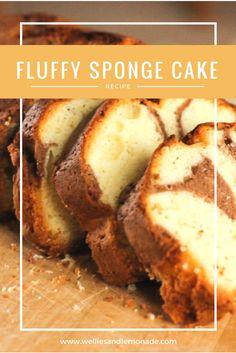 Fluffy Sponge cake and it's Amazing