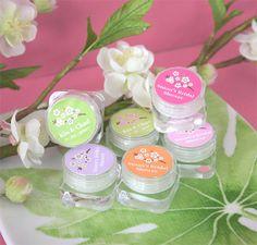 Cherry Blossom Hand Cream (package of 24) BULK DISCOUNT  Everything But The Wedding Dress, www.EverythingButTheWeddingDress.com