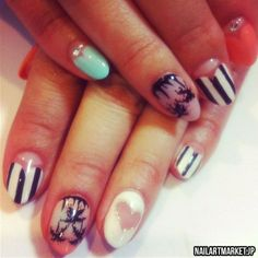 ネイル アート Nail Art Design by Nail Art Market. #nailartmarket
