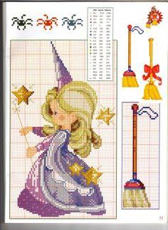 FAtine e streghe | Hadas y brujas | Fairies  Witches