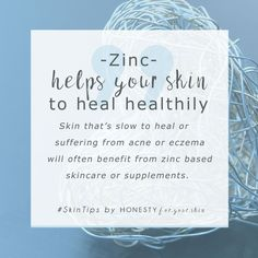 Adult acne can be a nightmare trapping you in a cycle of breakouts – healing – breakouts – healing. If you don't have acne, you have healing acne – maybe there's 2 days of clearness somewhere in between. If this is your adult acne nightmare skincare and supplements with zinc will help…