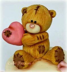 Tatty Teddy Girl