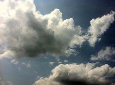 Der Himmel über unserem Büro. http://www.infobroker.de