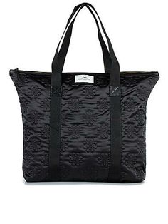 Day Gweneth Sign Bag - Day Birger Et Mikkelsen - Black - Bags - Accessories - Women - Nelly