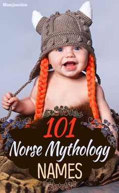 101 Most Popular #Norse #Mythology #Names : Norse Mythology, also known as the Scandinavian mythology, is a body of myths of the North Germanic people. The Norse mythology comprises of tales of various gods, deities, and heroes from before and after the Pagan period.