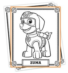 18 Printable Coloring Pages for Paw Patrol Printable Coloring Pages for Paw Patrol. 18 Printable Coloring Pages for Paw Patrol. Paw Patrol Printable Coloring Pages Elegant Paw Patrol Printable Coloring Pages, Colouring Pages, Coloring Books, Kids Colouring, Free Coloring, Coloring Pages For Kids, Imprimibles Paw Patrol, Zuma Paw Patrol, Cumple Paw Patrol