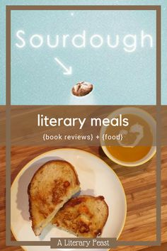 Book Review of Sourdough by Robin Sloan and Literary Meal   Hog Island Grilled Cheese Sandwich   #bookreviews #grilledcheese via @aliteraryfeast Fun Food, Good Food, Book Club Snacks, My Favorite Food, Favorite Recipes, Clean Eating For Beginners, Tea And Books, Whole 30 Recipes, Book Reviews