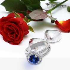 Candy and flowers two chocolates and roses candy № 16848 Tanzanite Engagement Ring, Tanzanite Ring, Engagement Rings, Chocolates, Free Pictures Of Flowers, Jewelry Trends, Red Roses, Class Ring, Wedding Bands