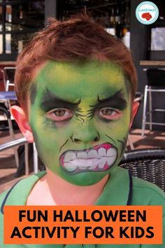Looking for a fun thing to do with your kids? Want a great non-toxic face paint kit for halloween? Check these out: https://www.amazon.com/s?marketplaceID=ATVPDKIKX0DER&me=A1QK501INFLC4R&merchant=A1QK501INFLC4R&redirect=true