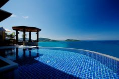 When you book a pool villa at our new Blue Marine Resort & Spa in Phuket, you will see why the resort was given its name!   www.centarahotelsresorts.com/cmp