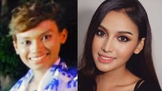 Male To Female Transition - Esmon Kanwara (MTF) Esmon Kanwara is a trans beauty queen. She won the Miss Tiffany's Universe 2018 pageant. Her Instagram - ssomon. Male To Female Transition, Transgender Girls, Sky High, Beauty Queens, Men And Women, Pageant, Tiffany, Universe, Youtube