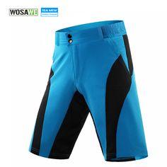 WOSAWE MTB Bike cycling shorts women Bicycle bermuda ciclismo Downhill Waterproof Short Anti-sweat Quick Dry Shorts #Affiliate