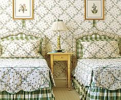 Hydrangea Hill Cottage: Suite Dreams in Serene Green