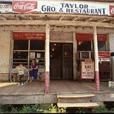 Southern Living List Of 100 Places For Great Food (Taylor Grocery, Oxford, MS) ...to be exact, it is in Taylor, MS :)