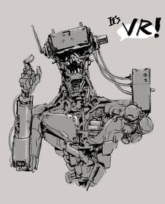 """rhubarbes: """" VR by Ching Yeh """""""