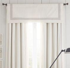 PANTALEON y las decoradoras · cortinas