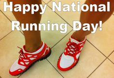 Happy National Running Day! Why do you love to run?