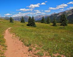 The Colorado Trail - Take A Hike: 30 Most Jaw-Dropping Hiking Trails Around the Globe