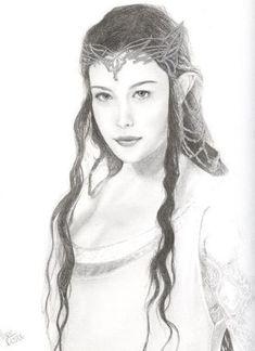 Space Drawings, Realistic Drawings, Art Drawings, Tolkien, Hobbit Wedding, Lotr Trilogy, Lotr Elves, The Hobbit Movies, Legolas