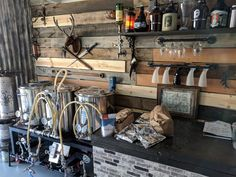 Gallery of homebrew and homebrewing images. Featuring Brew Rigs, Fermenters, Kettles, Homebrewing Eqipment and Home Brewed Beer! Home Brewery, Beer Brewery, Home Brewing Beer, Home Brew Supplies, Home Brewing Equipment, Home Bar Accessories, Brewing Recipes, Man Cave Home Bar, Image House