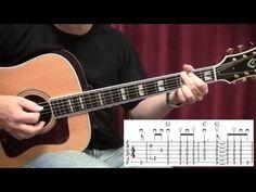 Pink Houses-John Mellencamp-Guitar Lesson - YouTube