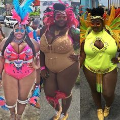 24 Best Plus size mas costumes images in 2018 | Trinidad Carnival