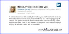 We love getting feedback like this for our training courses Email Marketing, Social Media Marketing, Social Media Training, Training Courses, Knowledge, Facts