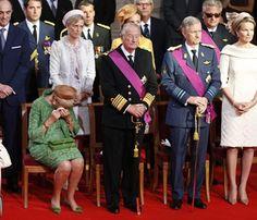 Alberto II se despide como Rey de los belgas