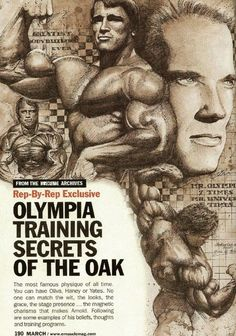 PART 1: Training Secrets Of The Oak | The 5 Chambers Of Fitness | Scoop.it