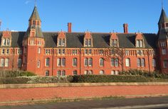 The Old Infirmary, now Marine Gate Mansion, The Promenade, Southport, England