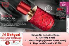Sri Alfi 089647425947 / 5405AADE: My red eau de parfum demmi more diskon di katalog ...