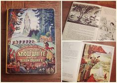 The latest addition to my ever-growing collection of vintage fairy tales just arrived…Sigh, I think I am in love!