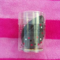 Black Beauty blender Brand new never used will come in container. I will  ship tomorrow Makeup Brushes & Tools