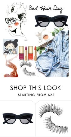 """""""Untitled #442"""" by xxmichelleg ❤ liked on Polyvore featuring Lovisa, Dolce&Gabbana and Trish McEvoy"""
