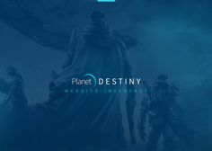 Destiny is more than just a game – it's a phenomenon, with legions of dedicated fans and players all around the world. So when we took on the job of rebuilding the Planet Destiny,' the game's popular online web portal, we knew we were going to have a toug…