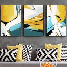 Abstract Color Splash Wall Art Posters Modern Nordic Canvas Paintings Fine Art Prints For Modern Gold Blue Jade Home Interior Decoration Abstract Wall Art, Canvas Wall Art, Canvas Paintings, Family Wall Art, Office Wall Art, Office Decor, Art Moderne, Wall Art Pictures, Decoration